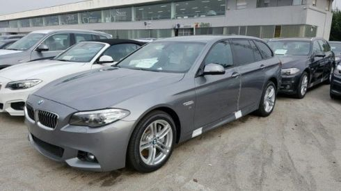 BMW 525 d xDrive Touring Msport