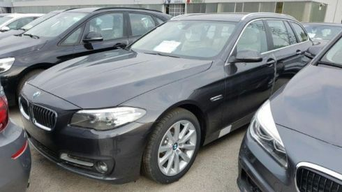 BMW 520 d xDrive Business aut.
