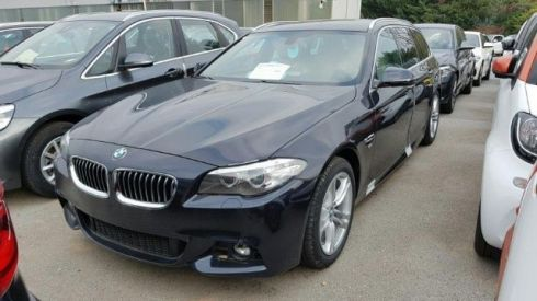 BMW 520 d xDrive Msport