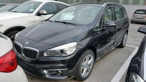BMW 218 d Gran Tourer Luxury