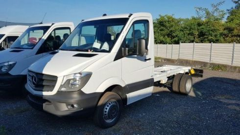 MERCEDES-BENZ Sprinter 416 CDI T 37/35 (2015)