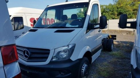 MERCEDES-BENZ Sprinter 414 CDI T 37/35 (2016)