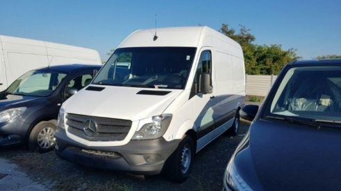 MERCEDES-BENZ Sprinter 314 CDI F 37/35 (2016)