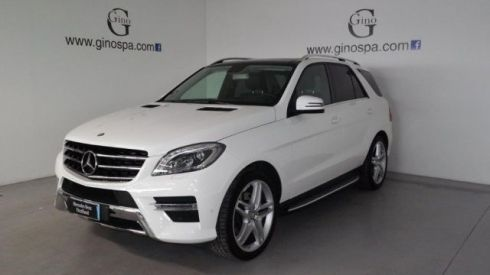 MERCEDES-BENZ ML 350 BlueTEC 4Matic Premium