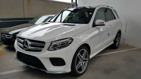 MERCEDES-BENZ GLE 350 d 4Matic Premium