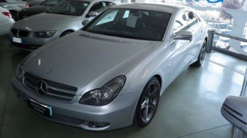 MERCEDES-BENZ CLS 350 CDI Grand Edition