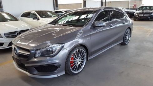 MERCEDES-BENZ CLA 45 AMG S.W. 4Matic