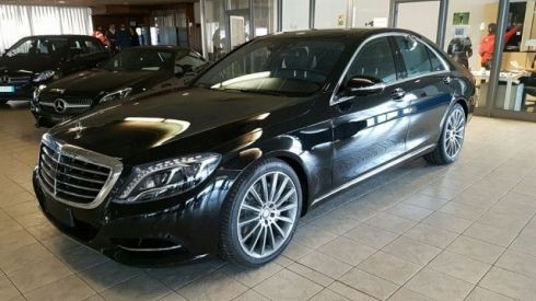 MERCEDES-BENZ S 350 BlueTEC 4Matic Maximum
