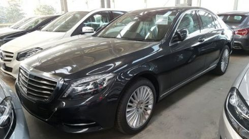 MERCEDES-BENZ S 350 d 4Matic Premium