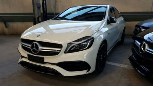 MERCEDES-BENZ A 45 AMG 4Matic
