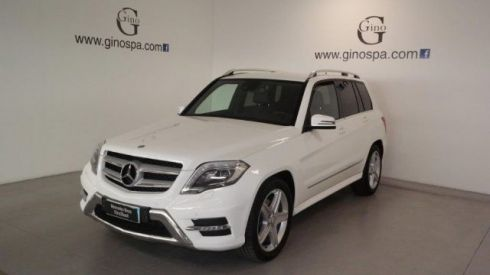 MERCEDES-BENZ GLK 250 CDI 4Matic BlueTEC Premium