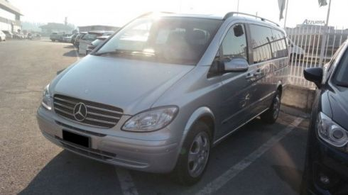 MERCEDES-BENZ Vito 2.2 115 CDI PC-SL Kombi Long