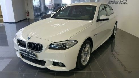 BMW 525 d xDrive Msport