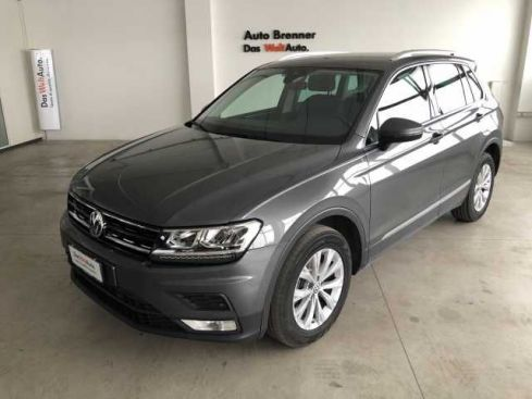 VOLKSWAGEN Tiguan 2.0 TDI SCR 4MOTION Business BlueMotion