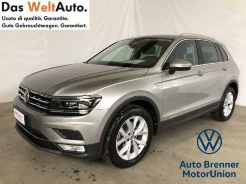 VOLKSWAGEN Tiguan 2.0 TDI SCR 4MOTION Advanced BlueMotion