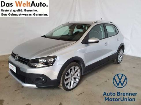 VOLKSWAGEN Polo Cross 1.2 TSI BlueMotion Technology