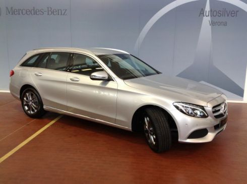 MERCEDES-BENZ C 220 d S.W. Automatic Sport(LISTINO € 51.231)