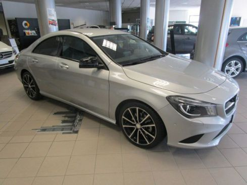 MERCEDES-BENZ CLA 200 CDI Automatic Sport NIGHT PACK (LISTINO € 44.600)
