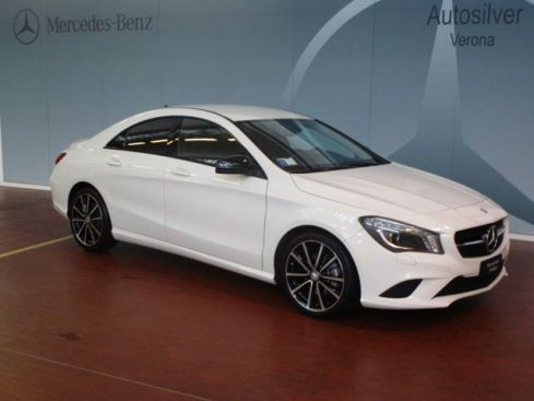 MERCEDES-BENZ CLA 200 CDI Automatic Sport NIGHT PACK(LISTINO € 43.800)