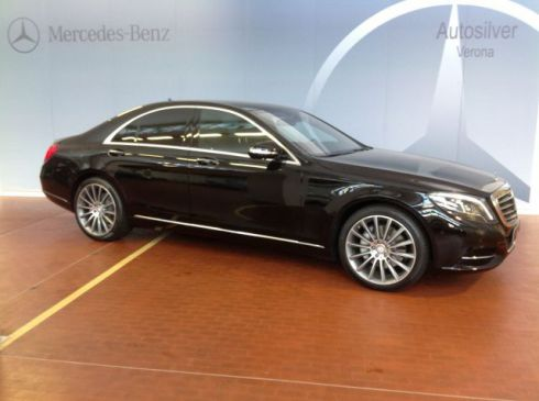 MERCEDES-BENZ S 350 d 4Matic Maximum(LISTINO € 121.600)
