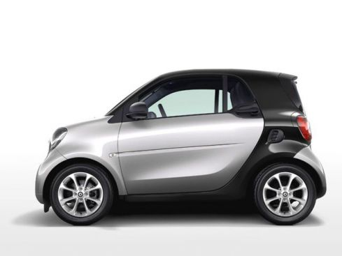 SMART ForTwo 60 1.0 Black Passion (PREZZO DI LISTINO € 14.512)