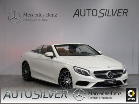 MERCEDES-BENZ S 500 Maximum CABRIO LISTINO € 178.210