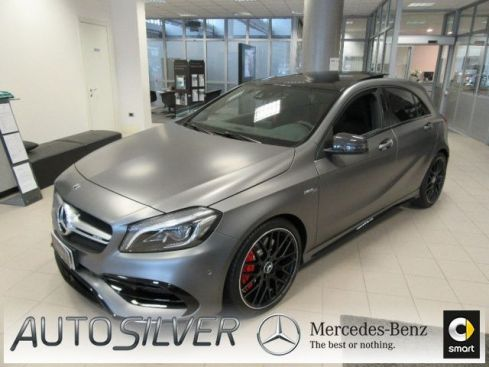 MERCEDES-BENZ A 45 AMG 4Matic Automatic LISTINO € 68005
