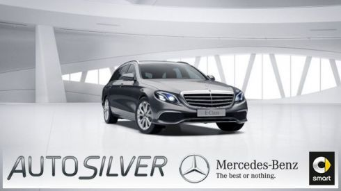 MERCEDES-BENZ E 220 d S.W. 4Matic Auto Exclusive LISTINO € 70.315