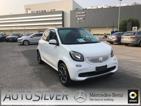 SMART ForFour 70 1.0 Passion LISTINO € 16.072