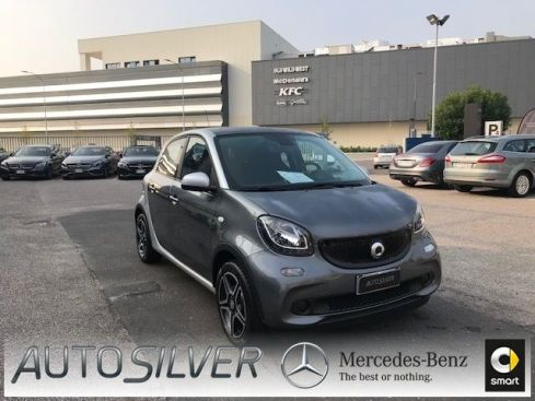 SMART ForFour 70 1.0 Urban LISTINO € 16.429