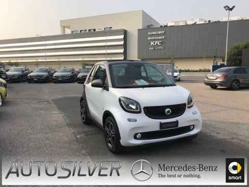 SMART ForTwo 90 0.9 Turbo twinamic cabrio Urban € 22.692