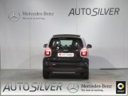 Smart FORTWO 70 1.0 SAFETOWN SILVER Usata 2017