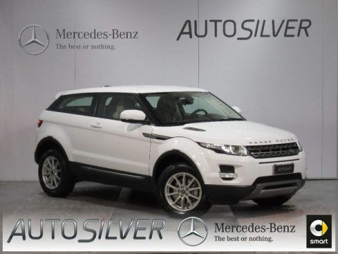 LAND ROVER Range Rover Evoque 2.2 TD4 Coupé Pure