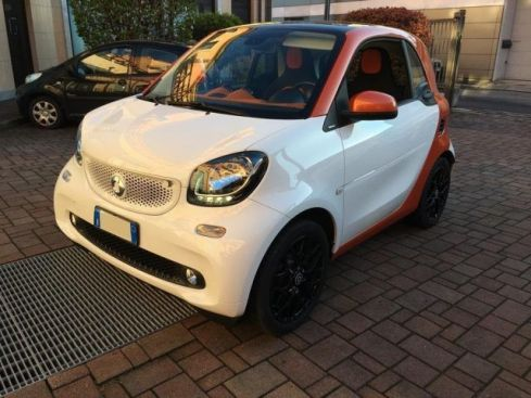SMART ForTwo 70 1.0 Edition 1 + Tetto Panoramico