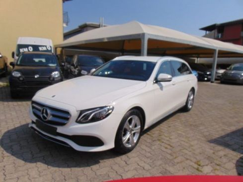 MERCEDES-BENZ E 200 d S.W. Auto Business Sport