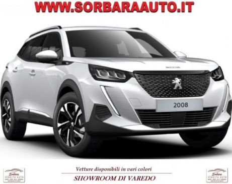 PEUGEOT 2008 PureTech 100 S&S Allure con Pack Safety Plus