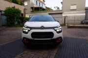 CITROEN C3 PURETECH 110 S&S EAT6 SHINE+RETROCAM+STOCKERS RED Km 0 2021
