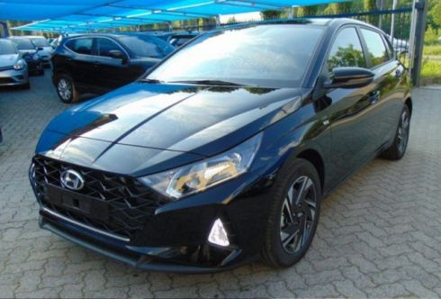 HYUNDAI i20 1.0 T-GDI 48V DCT ConnectLine con Pack Techno