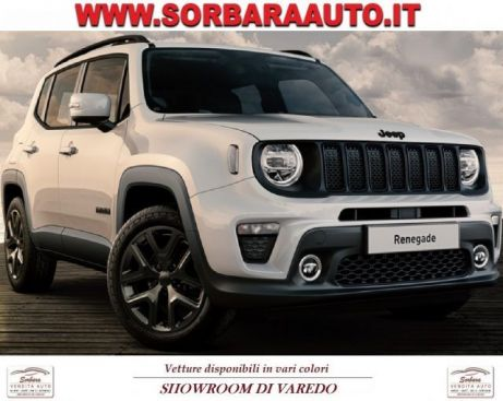 JEEP Renegade 1.3 T4 DDCT Limited+PACK BLACK+LED+FUNCT+VISBILTY