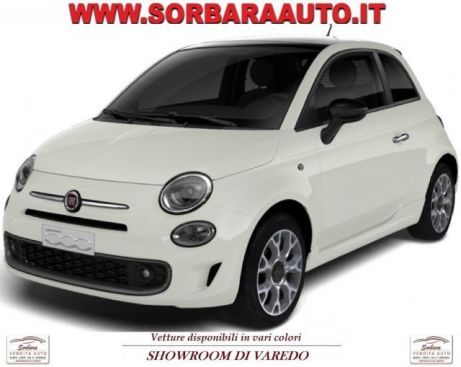 FIAT 500 1.0 Hybrid Connect con Pack Sky