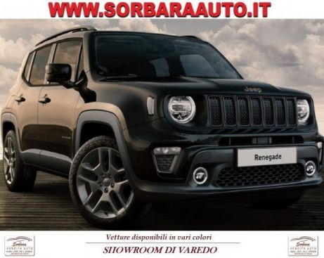 JEEP Renegade 1.0 T3 Limited+PACK LED+BLACK+VISIBILTY+NAV 8.4