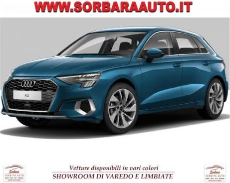 AUDI A3 SPB 35 TFSI Business Advanced