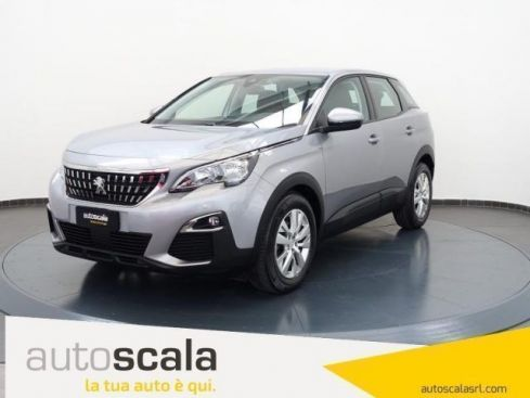 PEUGEOT 3008 BlueHDi 120 EAT6 S&S Business