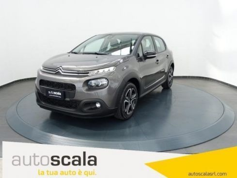 CITROEN C3 1.2 PureTech 82cv GPL Feel Pack City
