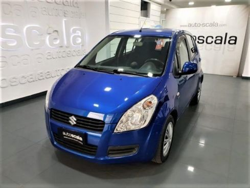 SUZUKI Splash 1.3 DDiS 75cv GLS  #UsedSelection