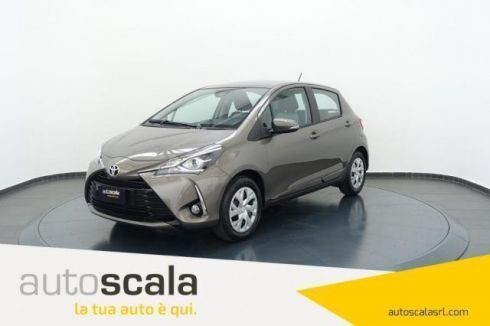 TOYOTA Yaris 1.0 5 Porte Active Toyota Safety Sistem