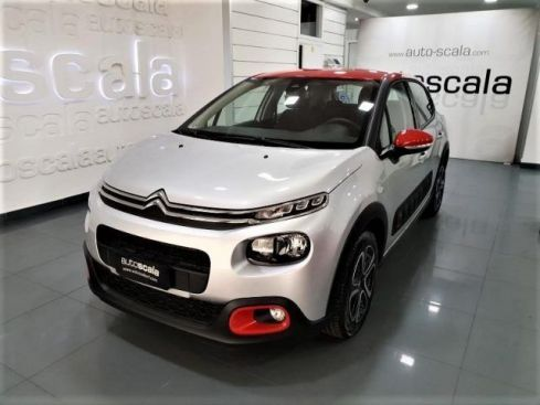 CITROEN C3 1.5 BlueHDi 100cv S&S Shine Pack Techno