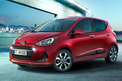 HYUNDAI i10 1.0 MPI Advanced Go Pack