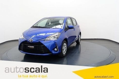 TOYOTA Yaris 1.0 5 Porte Active i-Led Pack Toyota Safety Sistem