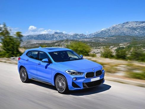 BMW X2 xDrive20d 190cv Msport